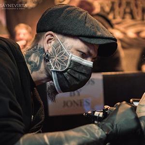 Jones La Familia Tattoo