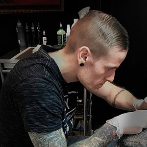 Sebastian La Familia Tattoo