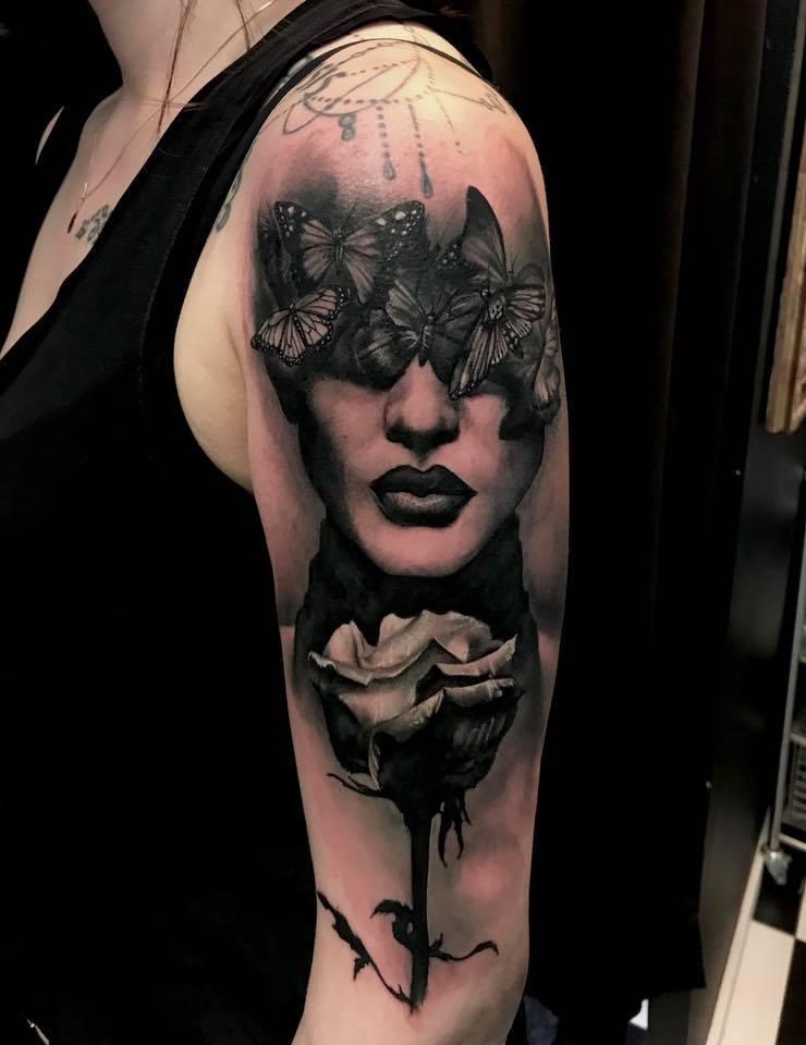 Tatuointikuva Inkku La Familia Tattoo
