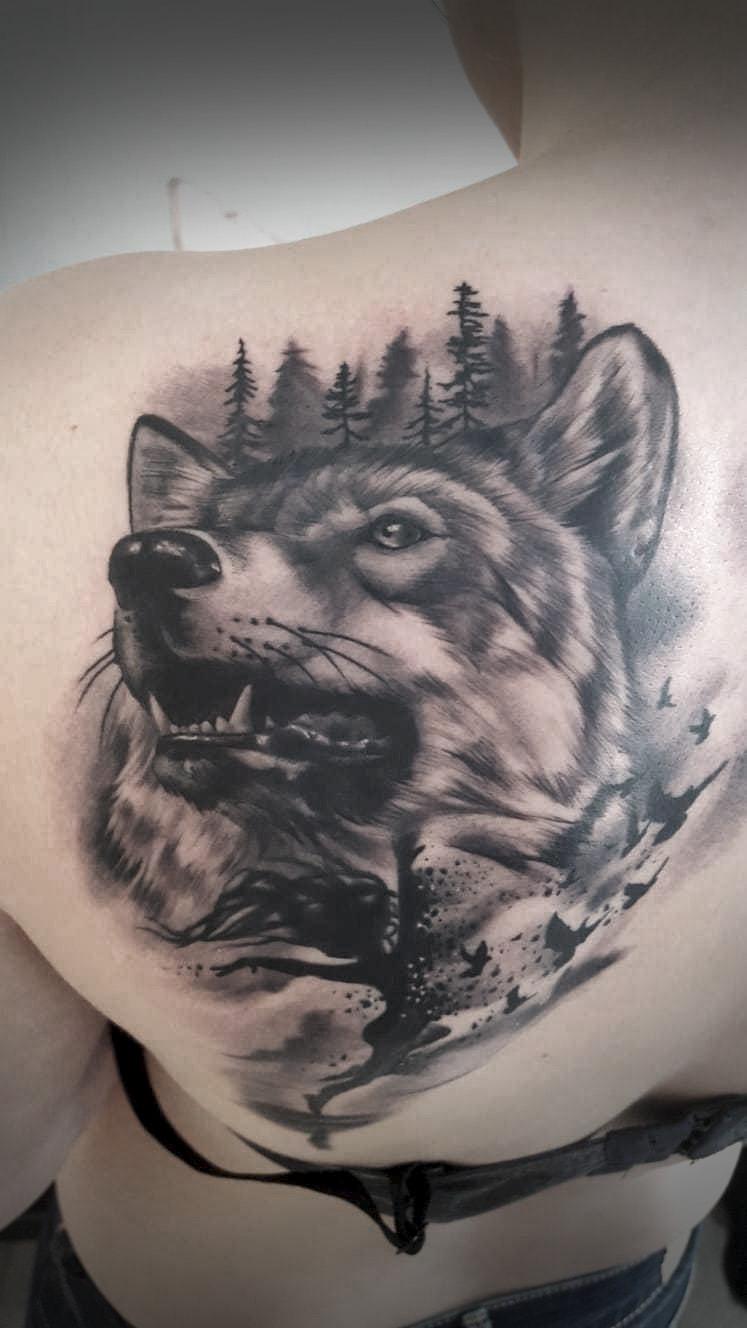 Tatutointi Terry La Familia Tattoo