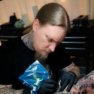 Terry La Familia Tattoo